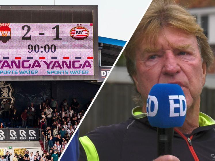 Aad de Mos kritisch op PSV: 'Met deze selectie trek je geen wedstrijden over de streep'