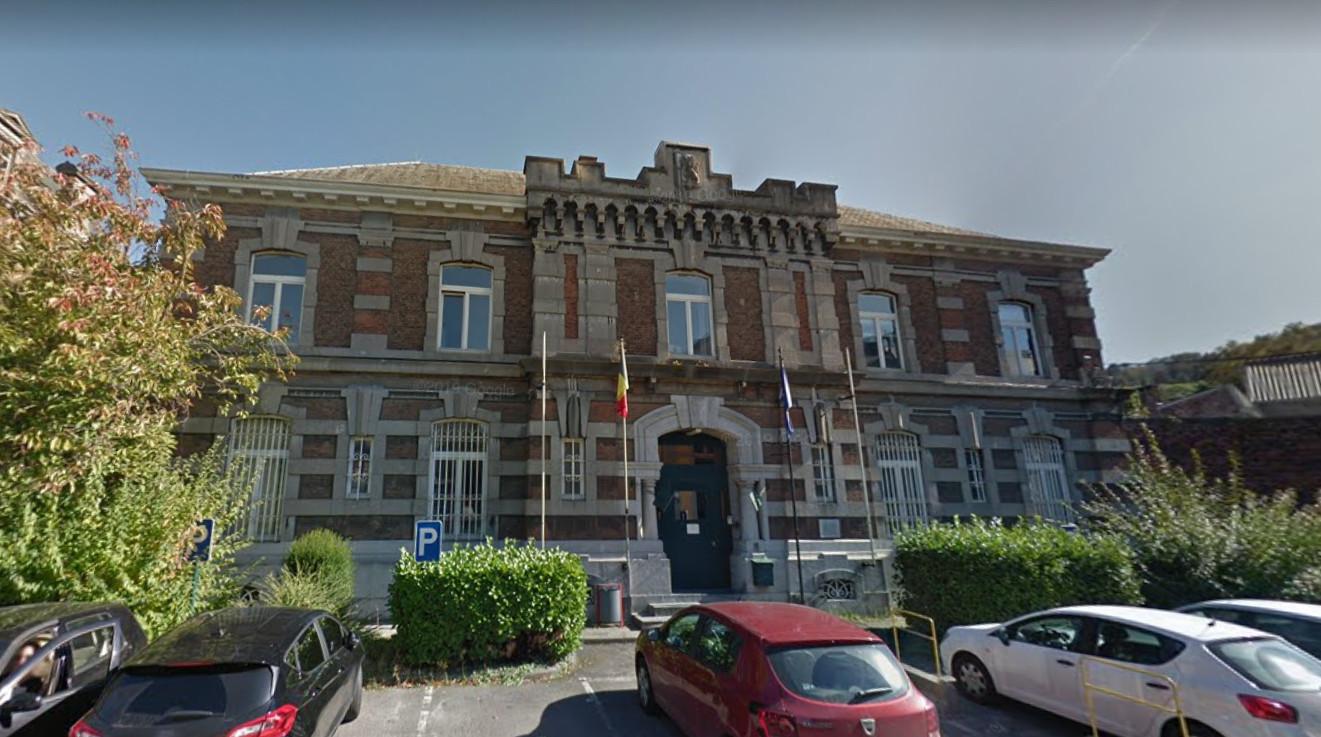 Prison de Huy.