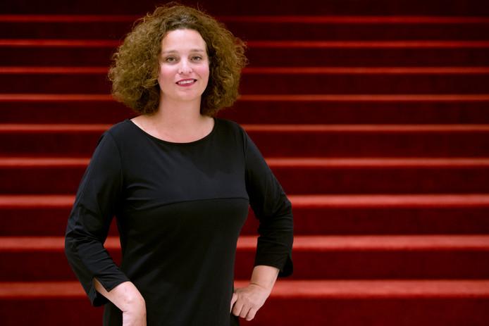 Eva Middelhoff, de nieuwe directeur van Stadsschouwburg en Concertgebouw De Vereeniging