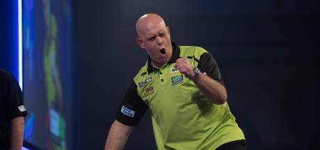 Van Gerwen opent jacht op zesde titel tegen Van den Bergh