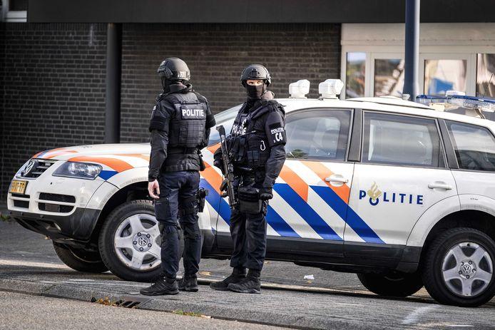 Archiefbeeld van de Nederlandse politie.