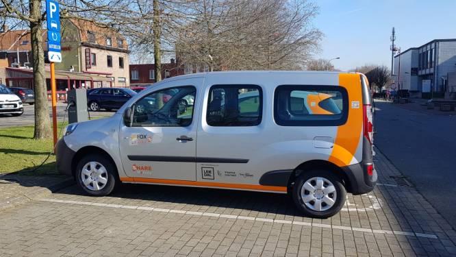 Elektrisch autodelen nu ook in Menen: infosessie op 10 maart