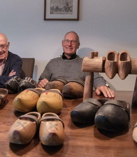 Frans Buiks (1935-2015) was een groot verteller over het boerenleven in deze streek