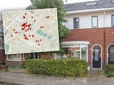 Hier woonden de Joodse slachtoffers die werden gedeporteerd vanuit een gymzaal in Zwolle