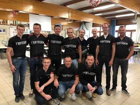 Het team van WTC T'Ertegem.
