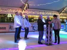 'Vaste prik' Winterland Oss geopend