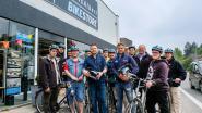 Huize De Veuster fietst veilig dankzij Niels Albert