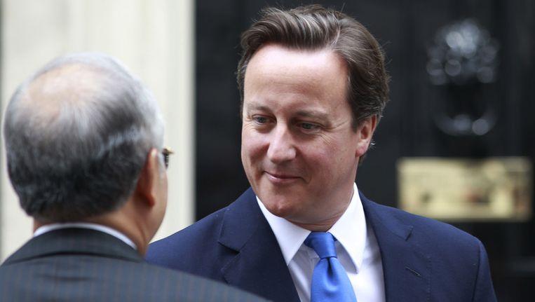 Premier David Cameron. Beeld ap