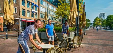 Steun voor grotere terrassen in Rotterdam: 'Afsluiten Witte de Withstraat? Laten we dat gewoon doen'