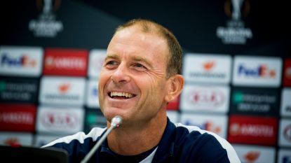"""Gent-coach Thorup wil tegen Oleksandrija punten pakken: """"Zeer belangrijke wedstrijd"""""""