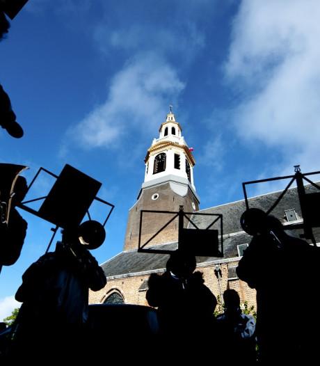 Geld voor verlichting toren Nijkerk bij elkaar