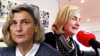 """Hilde Crevits klapt uit de biecht: """"Ik heb ooit op Groen gestemd"""""""
