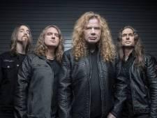 Megadeth is bassist spuugzat na rel met Nederlandse fan, zanger haalt hem van de plaat