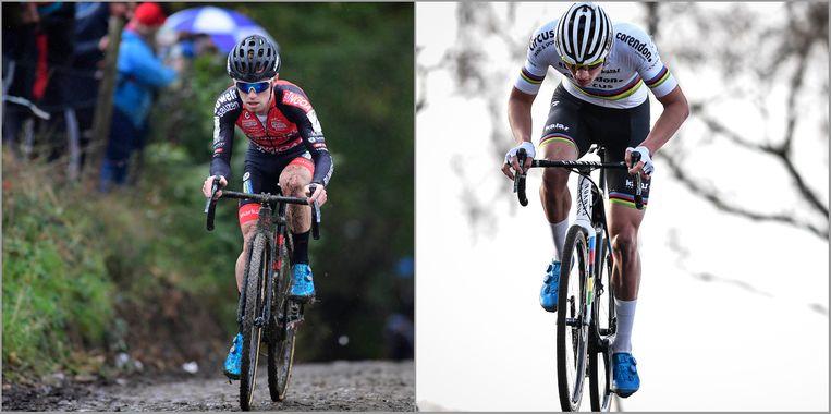 Krijgen we vandaag in Ruddervoorde een duel tussen Eli Iserbyt en Mathieu van der Poel?