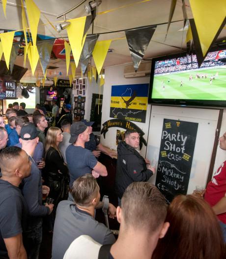 Murphy's Home in Arnhem is de leukste voetbalkroeg van Gelderland