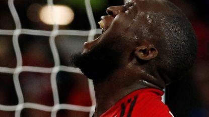 """""""Zo statisch"""" en """"een droom om tegen te spelen"""": Man Unitedlegendes beenhard voor Romelu Lukaku na wanprestatie"""