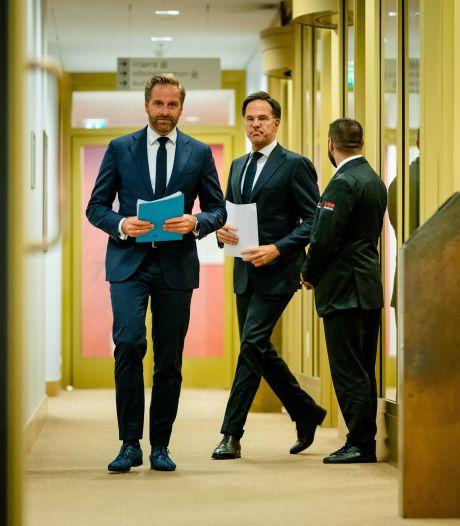 Kabinet zoekt houvast in 'tussenfase': wel versoepeling, maar geen gejubel meer