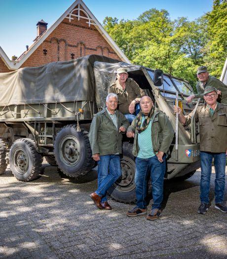 Dienstplichtigen uit de Koude Oorlog zien elkaar elk jaar terug: 'Brothers in arms, dat blijf je je hele leven'