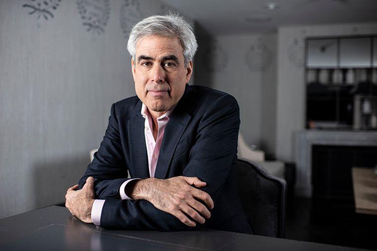 Jonathan Haidt. Beeld Hollandse Hoogte / Eyevine