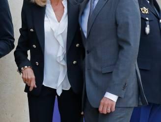 Macron onder vuur omdat hij echtgenote Brigitte officiële functie wil geven