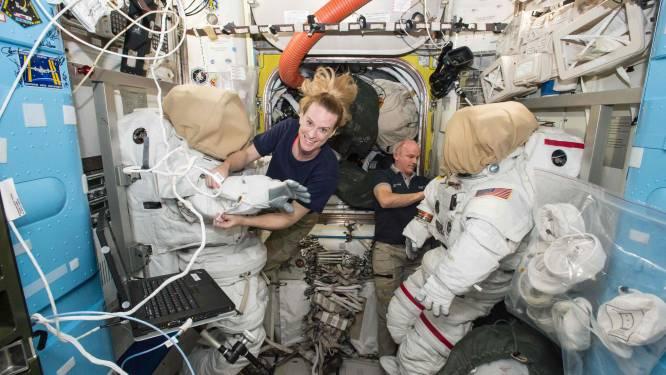 Nieuwe 'parkeerplaats' aan ruimtestation ISS in de maak