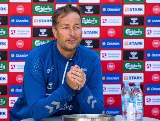 """Deense bondscoach Hjulmand denkt weer aan voetballen: """"België zal top moeten zijn om ons te kloppen"""""""