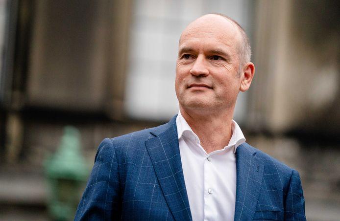 Gert-Jan Segers (ChristenUnie).