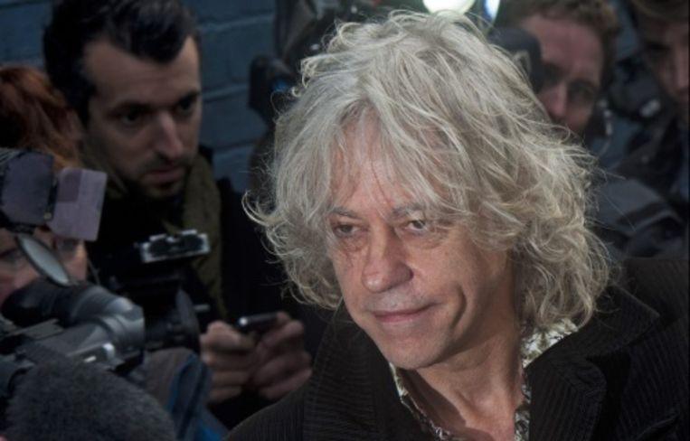 null Beeld Initiatiefnemer Bob Geldof. EPA