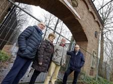 Vrijwilligers Gedenkplaats Haaren hebben begrip voor afsluiting Haarendael