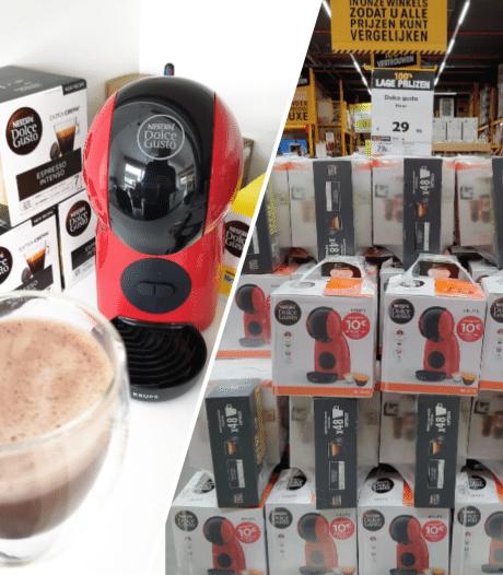 """Des machines à café """"ridiculement bon marché"""": la bonne affaire du moment"""
