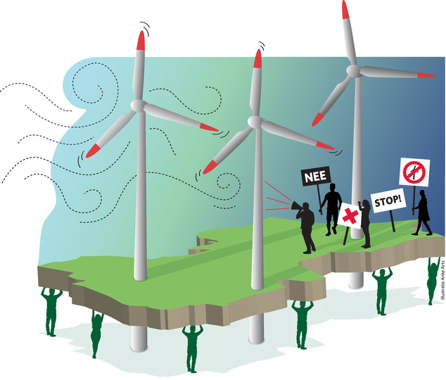 Windmolens Olst-Wijhe