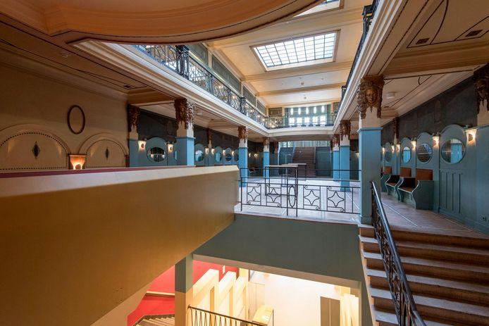 Le cinéma Palace à Bruxelles.