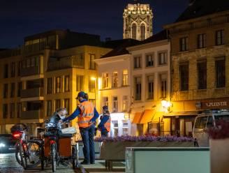 Politie beboet drie fietsers zonder verlichting