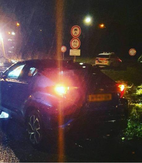 Politie Vijfheerenlanden onderschept gestolen personenauto uit Houten