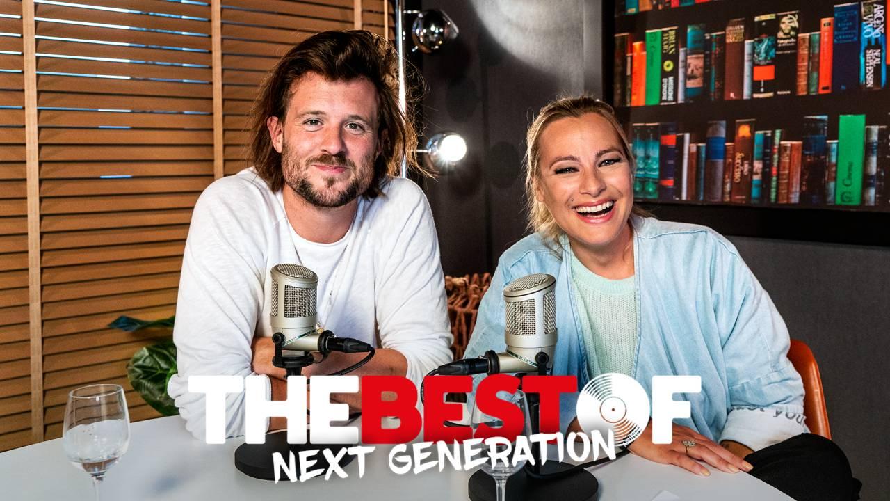 Beluister en bekijk de podcast 'The Best Of - Next Generation' hier
