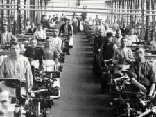 Stap in Borne in een tijdcapsule en ervaar oude textielfabriek