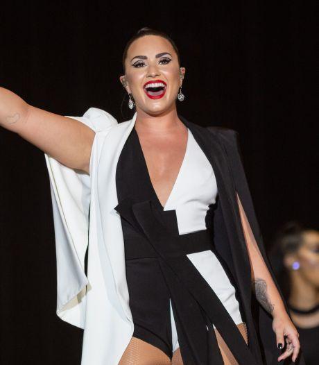 Demi Lovato vindt cover Davina Michelle geweldig: 'Mag ik dat trucje lenen?'