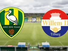 LIVE: Willem II heeft punten hard nodig in degradatiestrijd