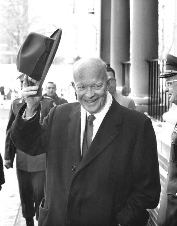 Dwight Eisenhower. ©ANP
