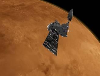 Marsverkenner vindt nieuw gas op rode planeet