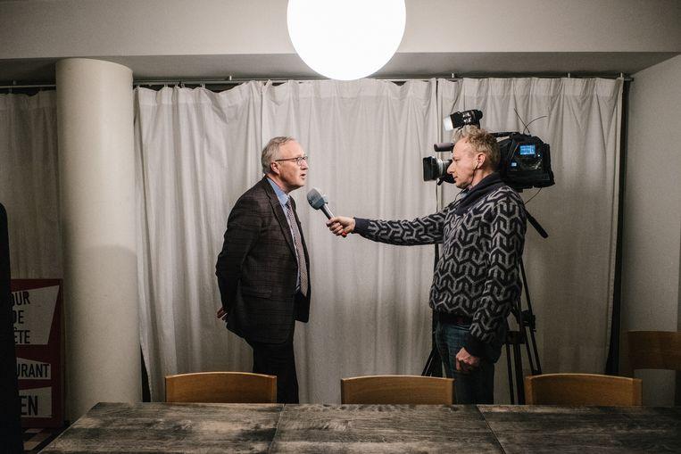 'Politiek is een ploegsport', zegt Coddens. Beeld Wouter Van Vooren