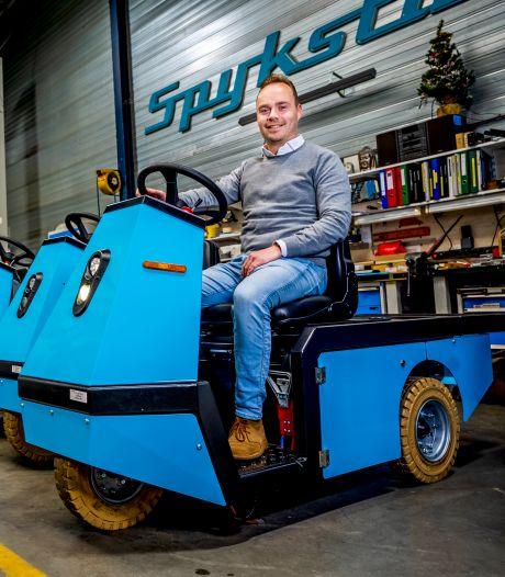 Bijna 90 jaar oud Spijkstaal was Tesla ver vooruit en hun elektrische karretjes rijden inmiddels óveral