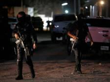 Bloedbad bij feest Mexico: elf mensen doodgeschoten