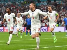 Luke Shaw inscrit le but le plus rapide en finale de l'Euro