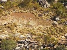 Australische politie in rep en roer door SOS in outback