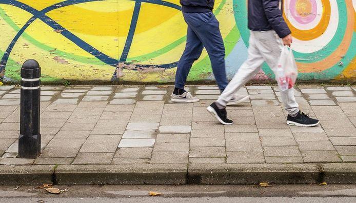 Jongeren met een zware mentale rugzak hebben vaak een extra steun in de rug nodig.