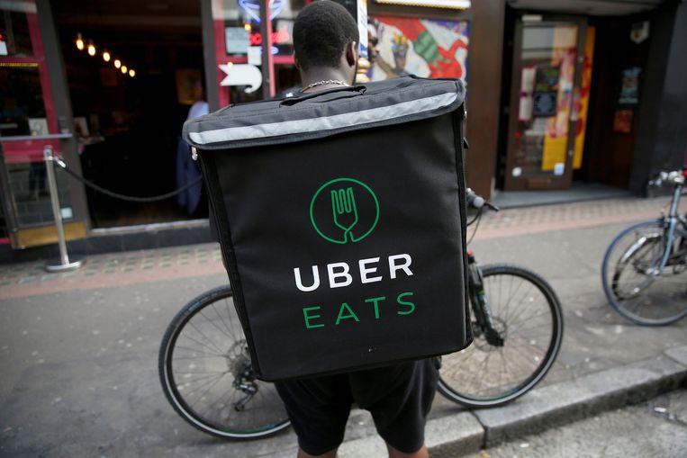 Maaltijdleverdienst Uber Eats komt naar Dilbeek, Sint-Pieters-Leeuw en Halle.