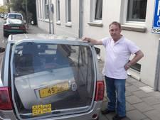 Peters mini-auto voor de tweede keer vernield