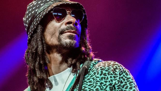 """Snoop Dogg werkt aan serie over zijn leven: """"De kans is groot dat er zes of zeven seizoenen komen"""""""
