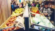 Coronasteun voor gezinnen in armoede via sociale kruideniers